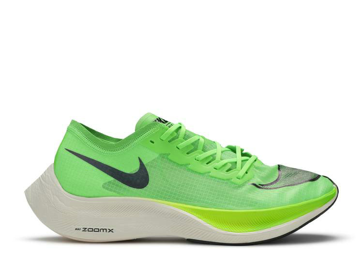 2020 Womens Cheap Nike Air Zoom Alphafly Next Electric Green Black Guava Ice AO4568-300