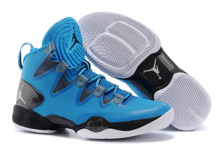 Air Jordans XX8 SE Dark Powder Blue White-Cool Grey-Black For Sale