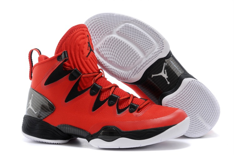 Air Jordans XX8 SE Gym Red White-Wolf Grey For Sale