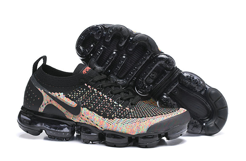Cheap Classic Multi-Color Appears On The Nike Vapormax Flyknit 2.0