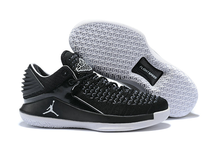 New 2018 Air Jordans Cheap x Air Jordan XXX2 Black White