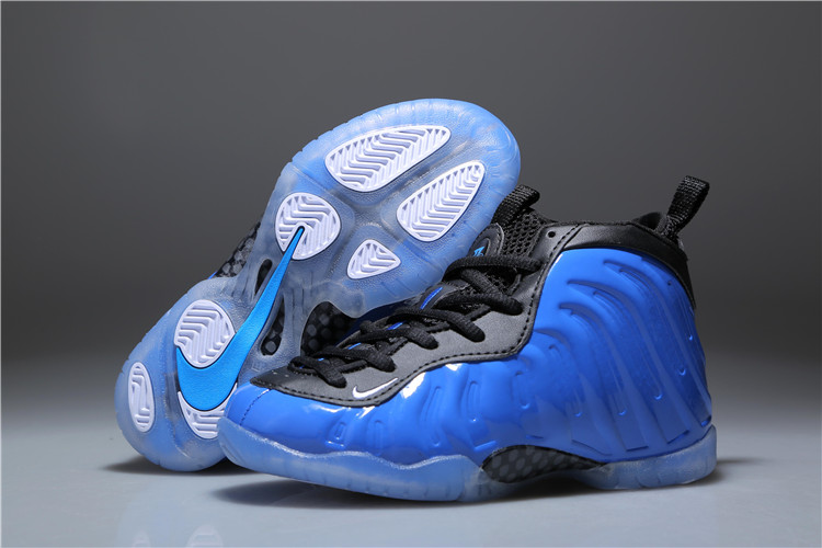 Cheap Kids Nike Air Foamposite One University Blue For Sale