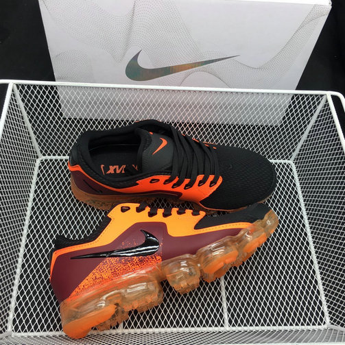Cheap Nike 2018 Nike Air 2018s 2018 Orange Black Deep Red