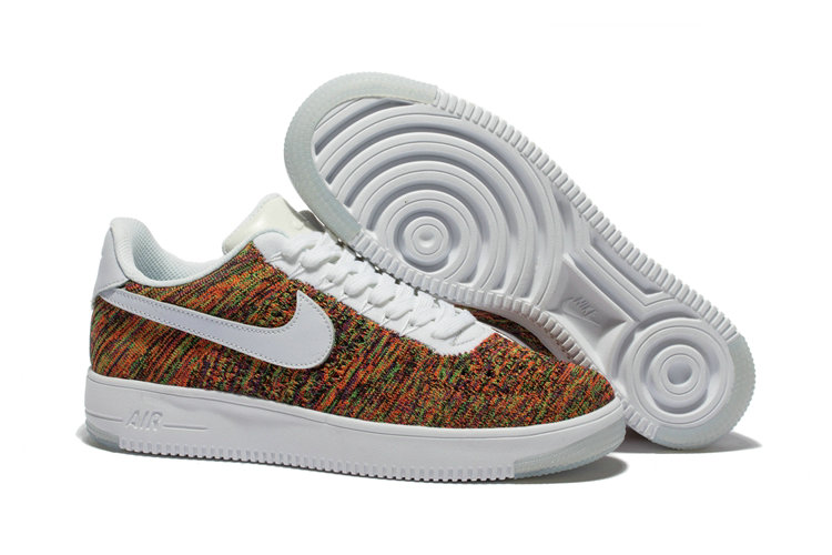 New 2018 Nike AF1 Cheap x Nike Air Force 1 Ultra Flyknit Low in Multicolor