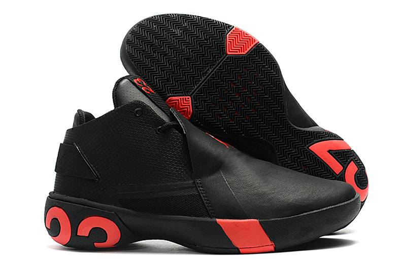Cheap Nike Air Jordan Ultra Fly 3 Black Red