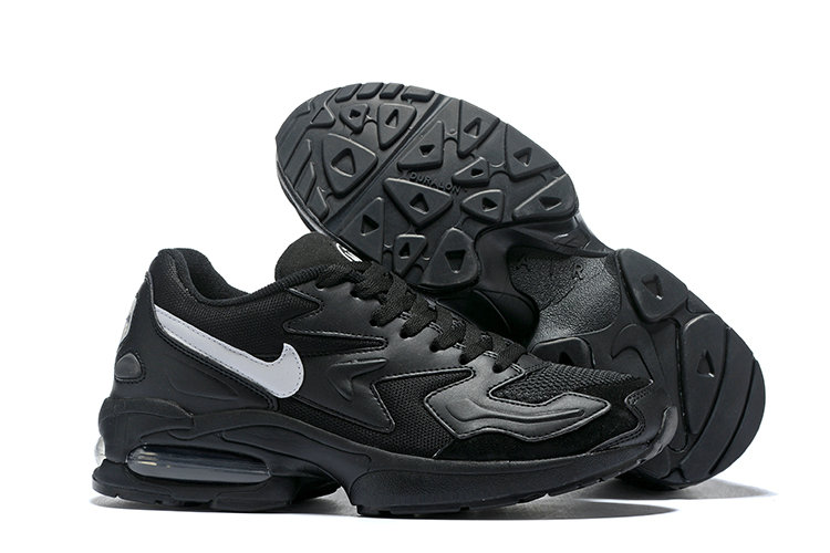 Cheap Nike Air Max 2 Light Black White