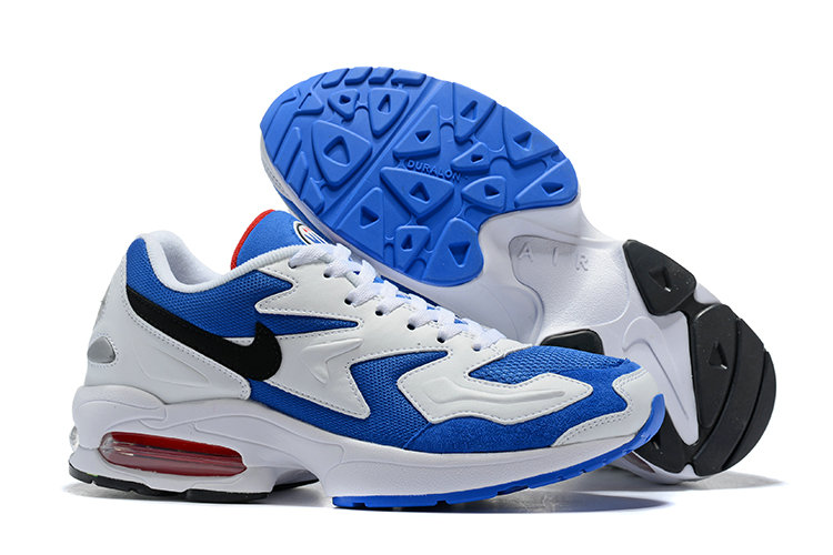 Cheap Nike Air Max 2 Light Blue Black White