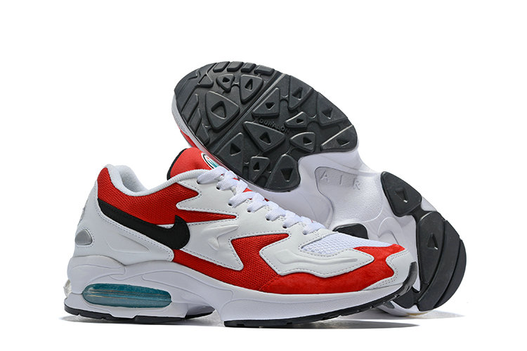 Cheap Nike Air Max 2 Light Red White