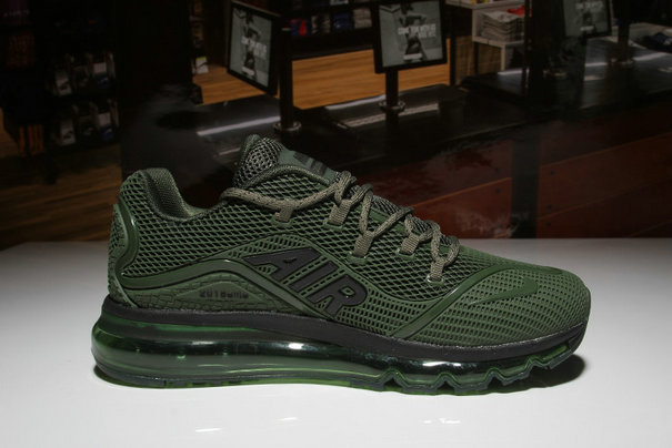 Cheap Nike Air Max 2018 Elite Army Green