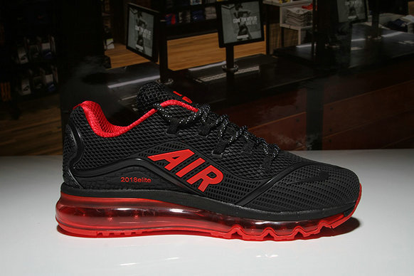 Cheap Nike Air Max 2018 Elite Red Black