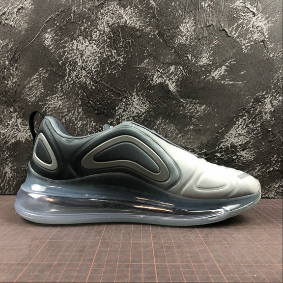 Cheap Nike Air Max 720 Anthracite Black Mtllc SLV Noir Argent AO2924-002