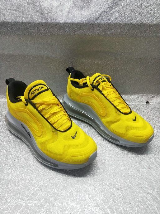 Cheap Nike Air Max 720 New Arrival In Yellow Black