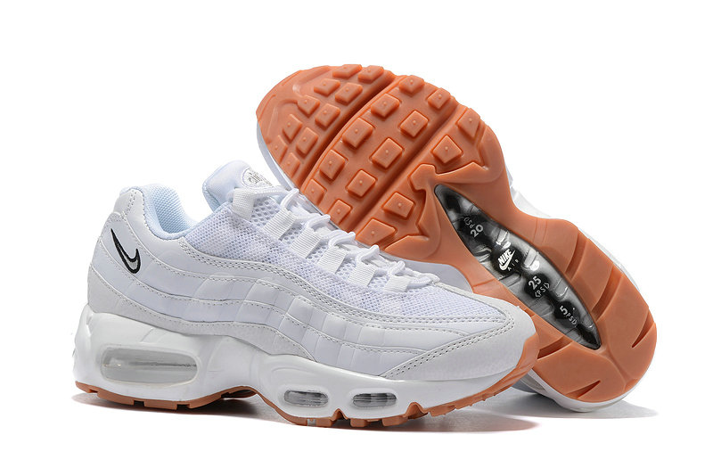 Cheap Nike Air Max 95 Anniversary Womens White Wheat Yellow
