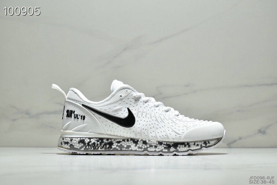 Cheap Nike Air Max UL 19 Boost 2019 Womens White Black