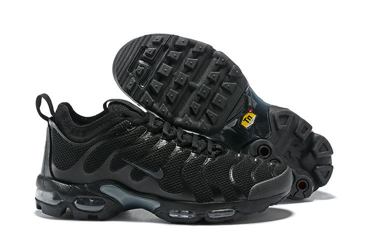 Cheap Nike Air Maxs Plus TN Ultra All Black