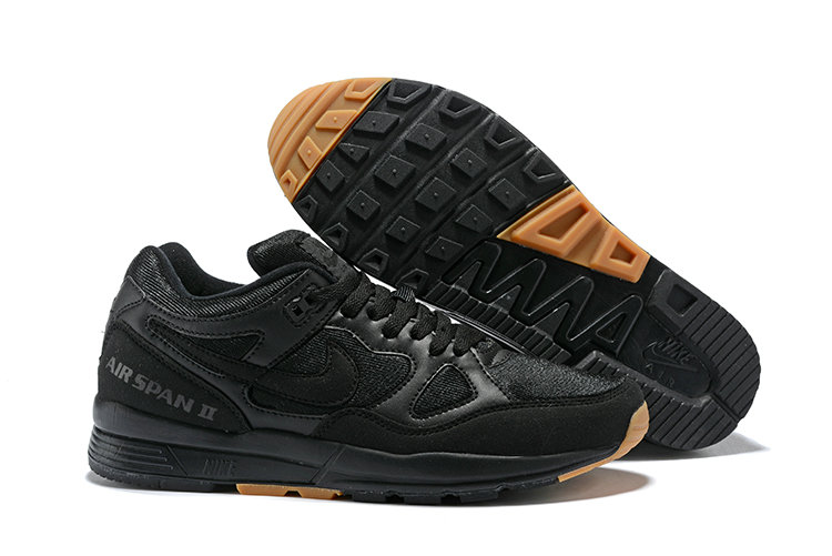 Cheap Nike Air Span II Gold Black