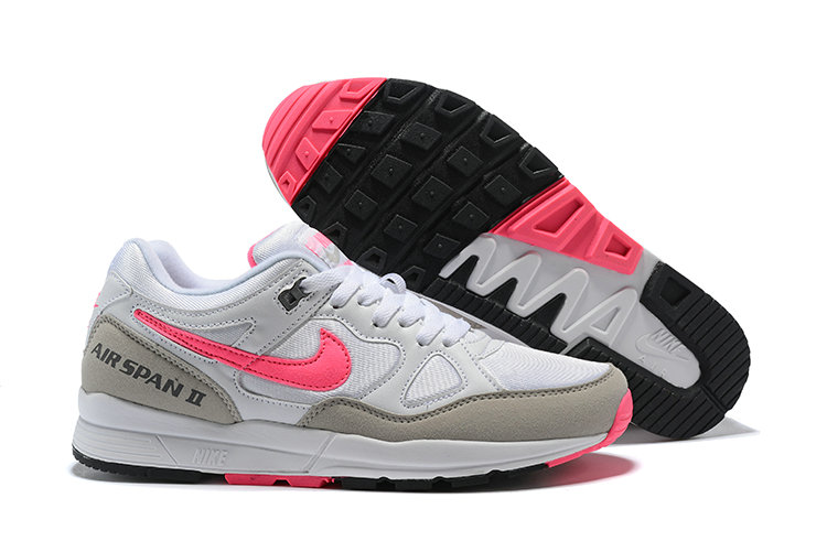 Cheap Nike Air Span II Pink White Black