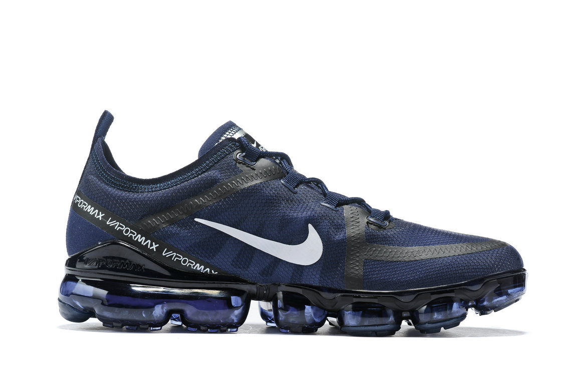 Cheap Nike Air VaporMax 2019 Premium Royal Black White