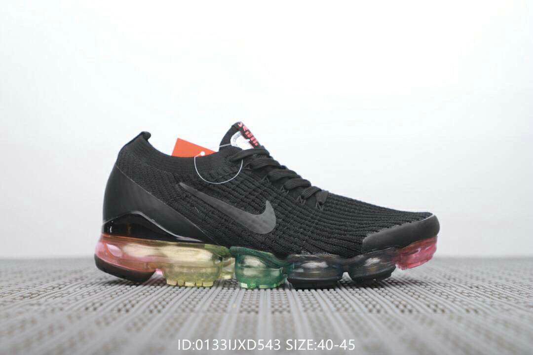 Cheap Nike Air VaporMax 3.0 Black Colorful AJ6900-212