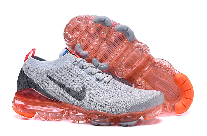 Cheap Nike Air VaporMax 3.0 Bright Mango Pure Platinum-Black-White-Metallic Silver AJ6900-800
