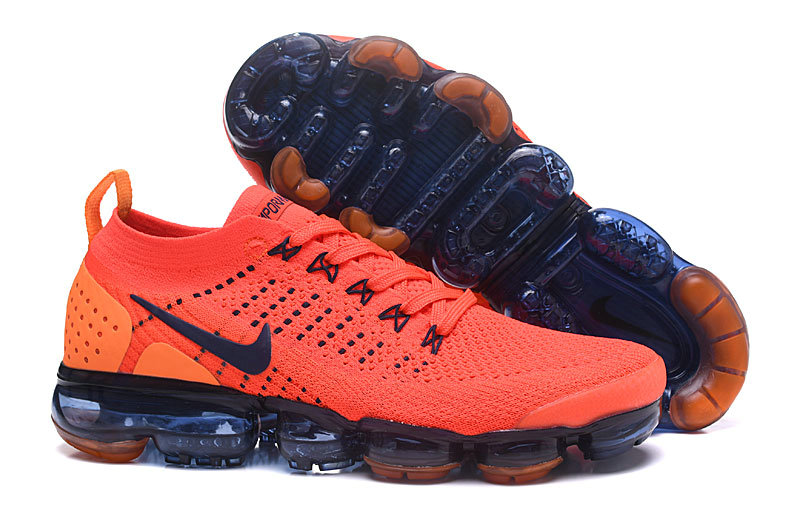 Cheap Nike Air VaporMax Flyknit 2 Team Red Obsidian 942842 106