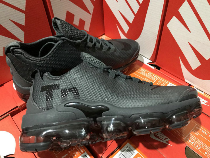 Cheap Nike Air VaporMax Plus TN Deep Grey Black