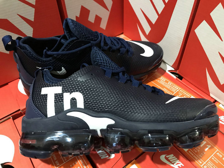 Cheap Nike Air VaporMax Plus TN Navy Blue White