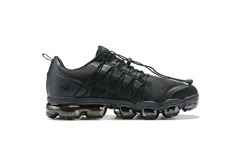 Cheap Nike Air VaporMax Run Utility Black White AQ8810-001