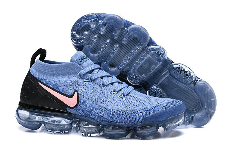 Cheap Nike Air Vapormax Flyknit 2 - Nike - 942842 401 - gym blue bordeaux-college navy
