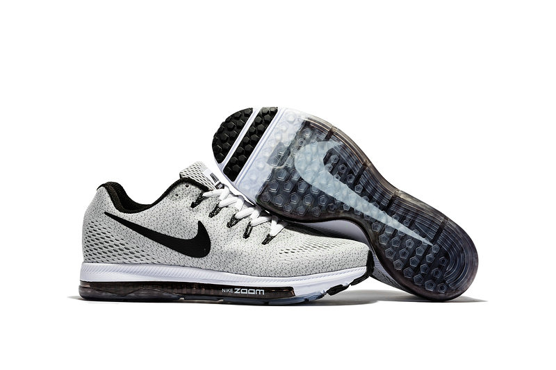Cheap Nike Air Zoom All Out Flyknit Mens White Black Grey