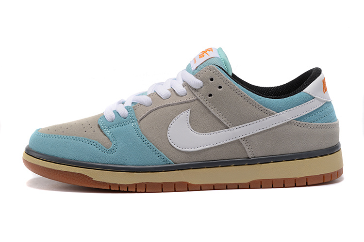 Cheap Nike Dunk Low TRD 304292-410 White Blue Grey