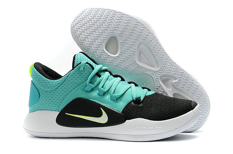 uk availability 60f82 4b2bd Cheap Nike Hyperdunk X EP Low 2018 Apple Green Black White