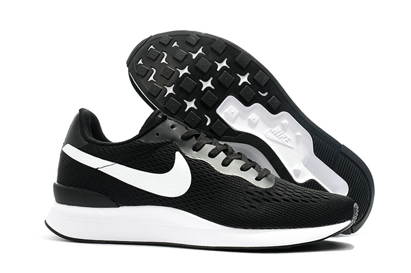 Cheap Nike Internationalist LT 17 Mens Black White