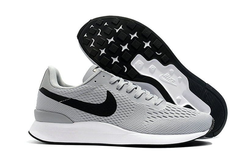 Cheap Nike Internationalist LT 17 Mens White Grey Black