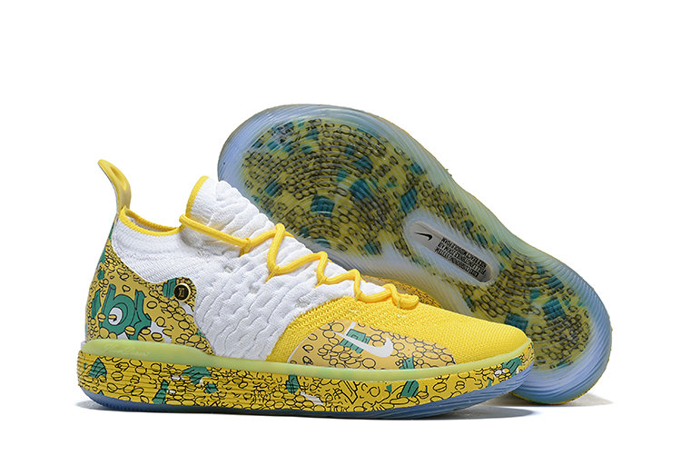 Cheap Nike KD 11 Scrooge Mcduck PE Christmas Day