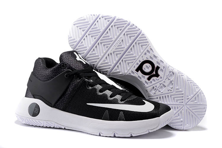 Cheap Nike KD Trey 5 IV Black Dark Grey White For Sale
