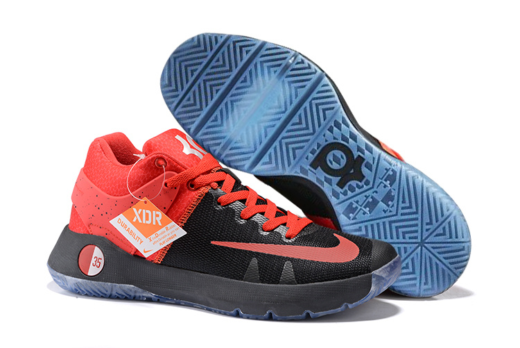 Cheap Nike KD Trey 5 IV Team Black Red For Sale
