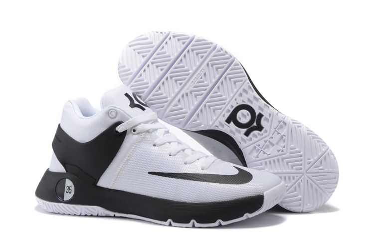 Cheap Nike KD Trey 5 IV Team White Black For Sale