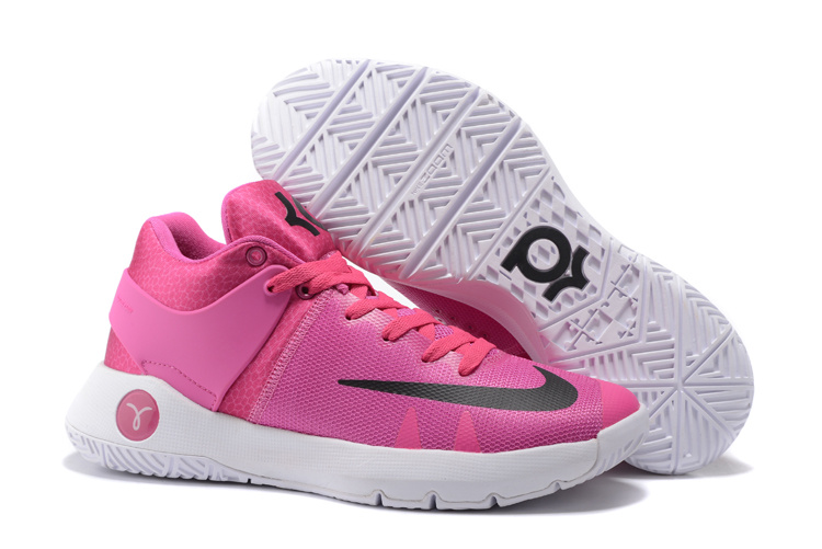 Cheap Nike KD Trey 5 IV Think Pink Vivid Pink Black-Pink Blast For Sale