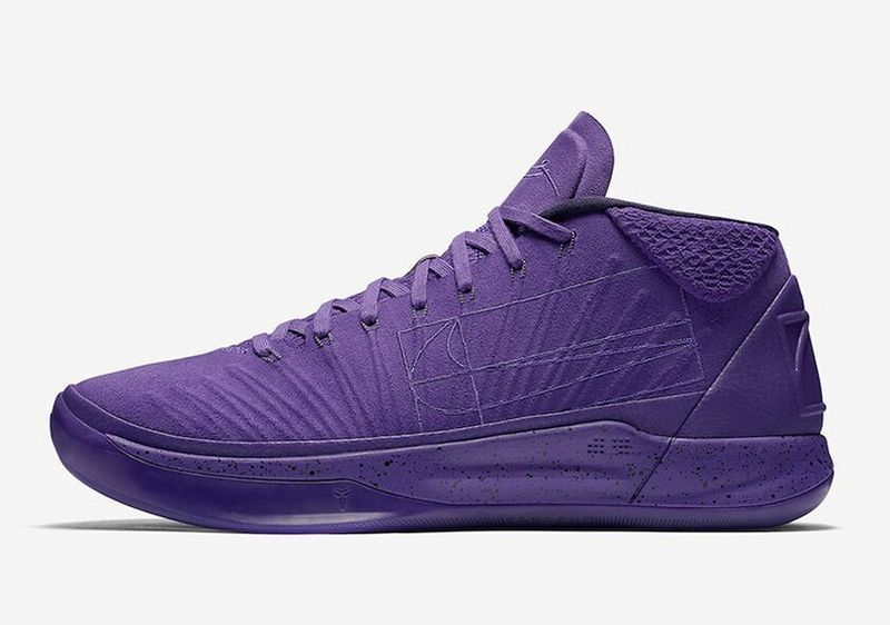 Cheap Nike Kobe A.D. Mid Fearless Purple For Sale