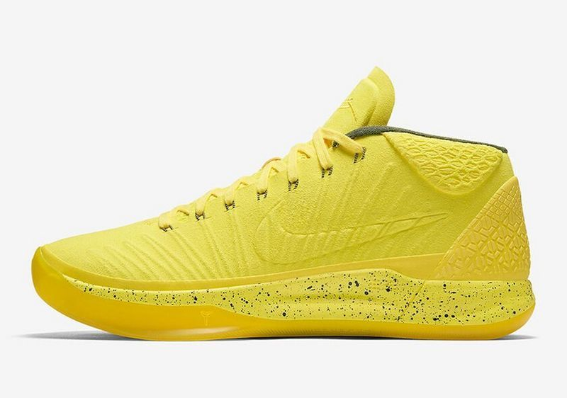 Cheap Nike Kobe A.D. Mid Optimism Yellow For Sale