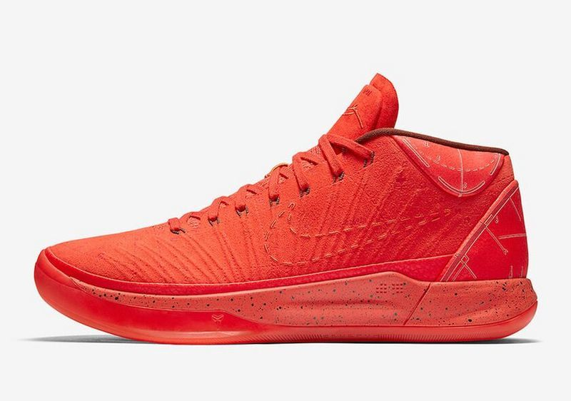 Cheap Nike Kobe A.D. Mid Passion Red For Sale