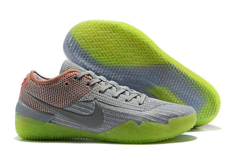 Cheap Nike Koke NXT 360 Silver Grey Orange Green