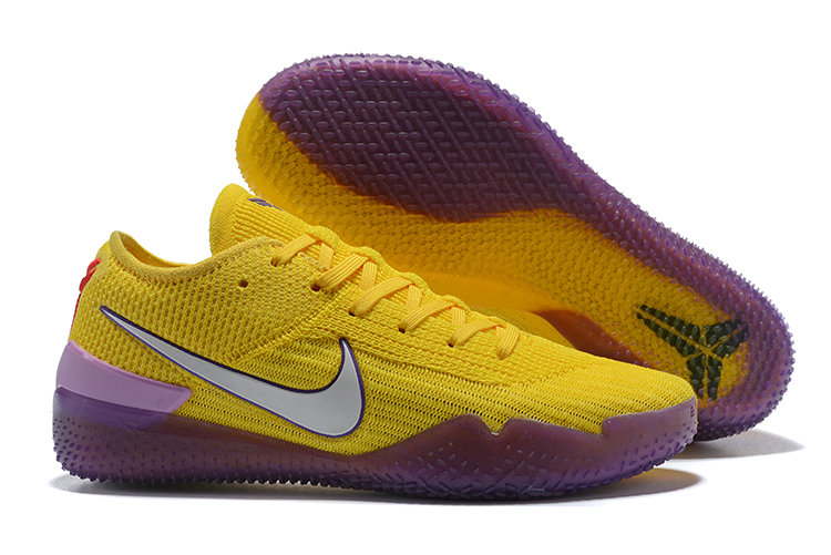 Cheap Nike Koke NXT 360 Yellow Purple Grey