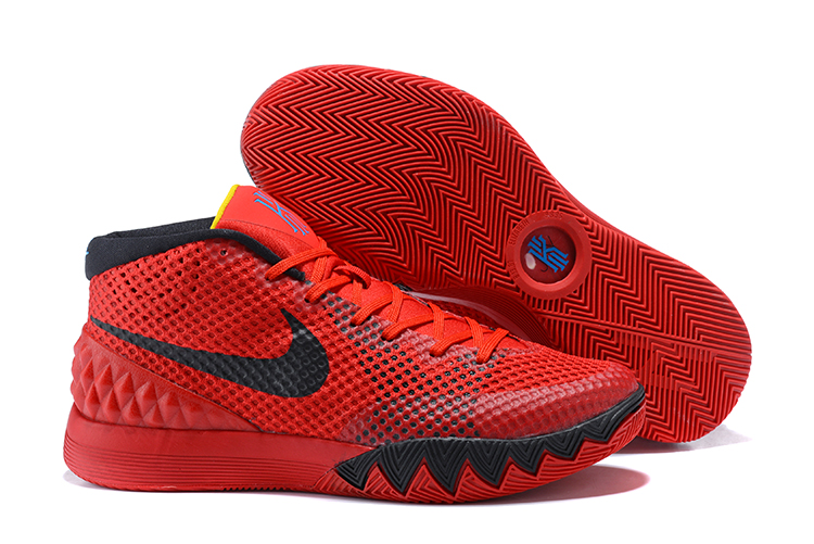Cheap Nike Kyrie 1 Deceptive Red For Sale