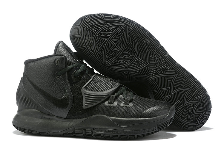 Cheap Nike Kyrie 6 Triple Black