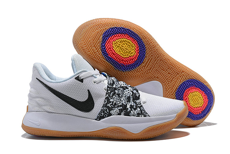 Cheap Nike Kyrie Flytrap Irvings Basketball Shoes White Black Yellow Red Blue