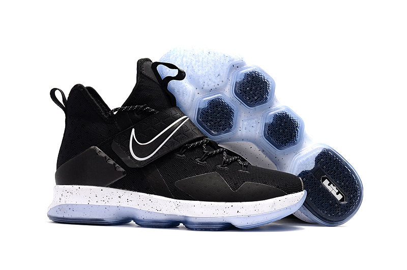 Cheap Nike LeBron 14 Black Ice For Sale
