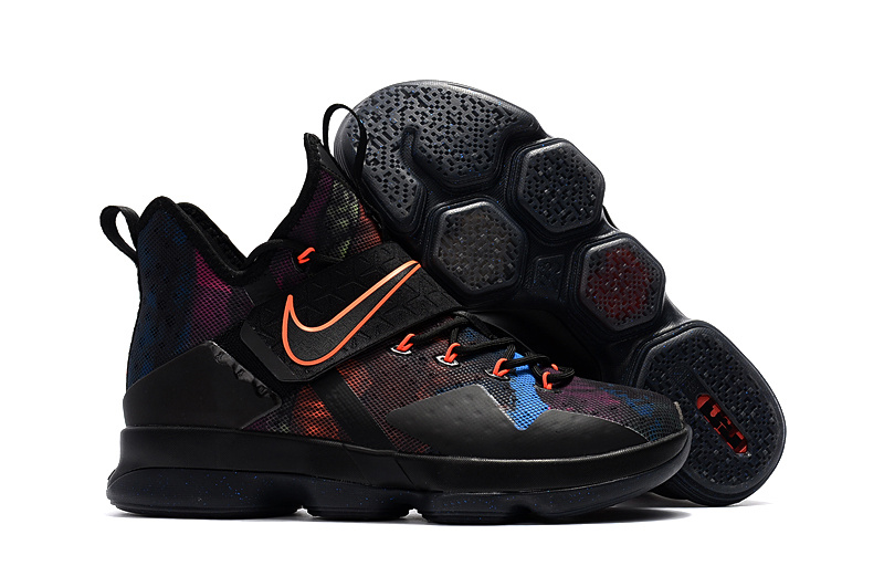 Cheap Nike LeBron 14 Crazy Colored For Sale