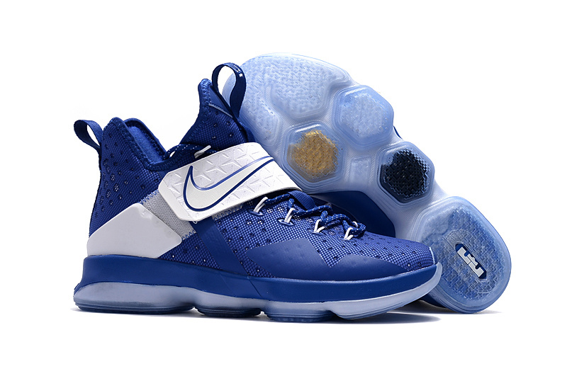 Cheap Nike LeBron 14 Deep Royal Blue For Sale